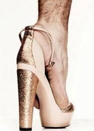 冷知识:最早高跟鞋是给男人穿的