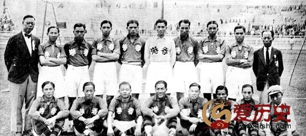 1935年第六届全运会 东北选手着孝服入场