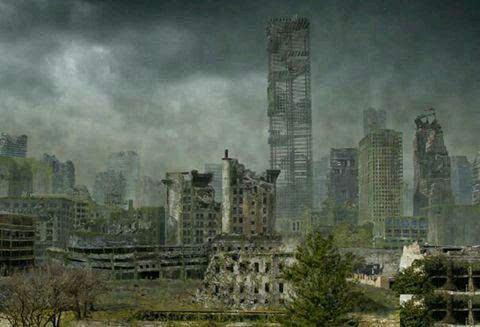 据说人类灭绝后 地球将变这样 - 百姓生活 - 百姓新闻